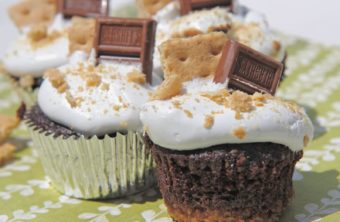 OMG S'mores Cupcakes!!