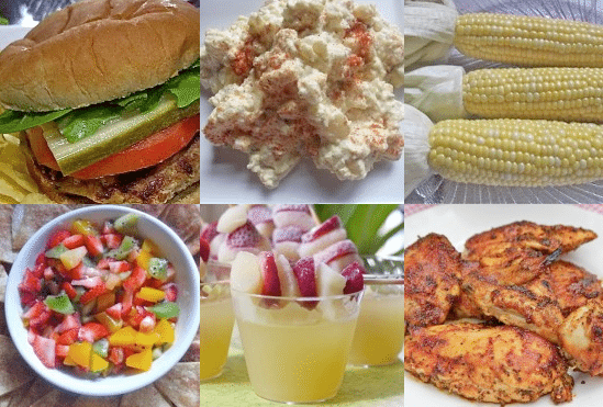 Memorial Day Menu Ideas!!
