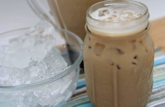 homemade frappuccino recipe iced coffee