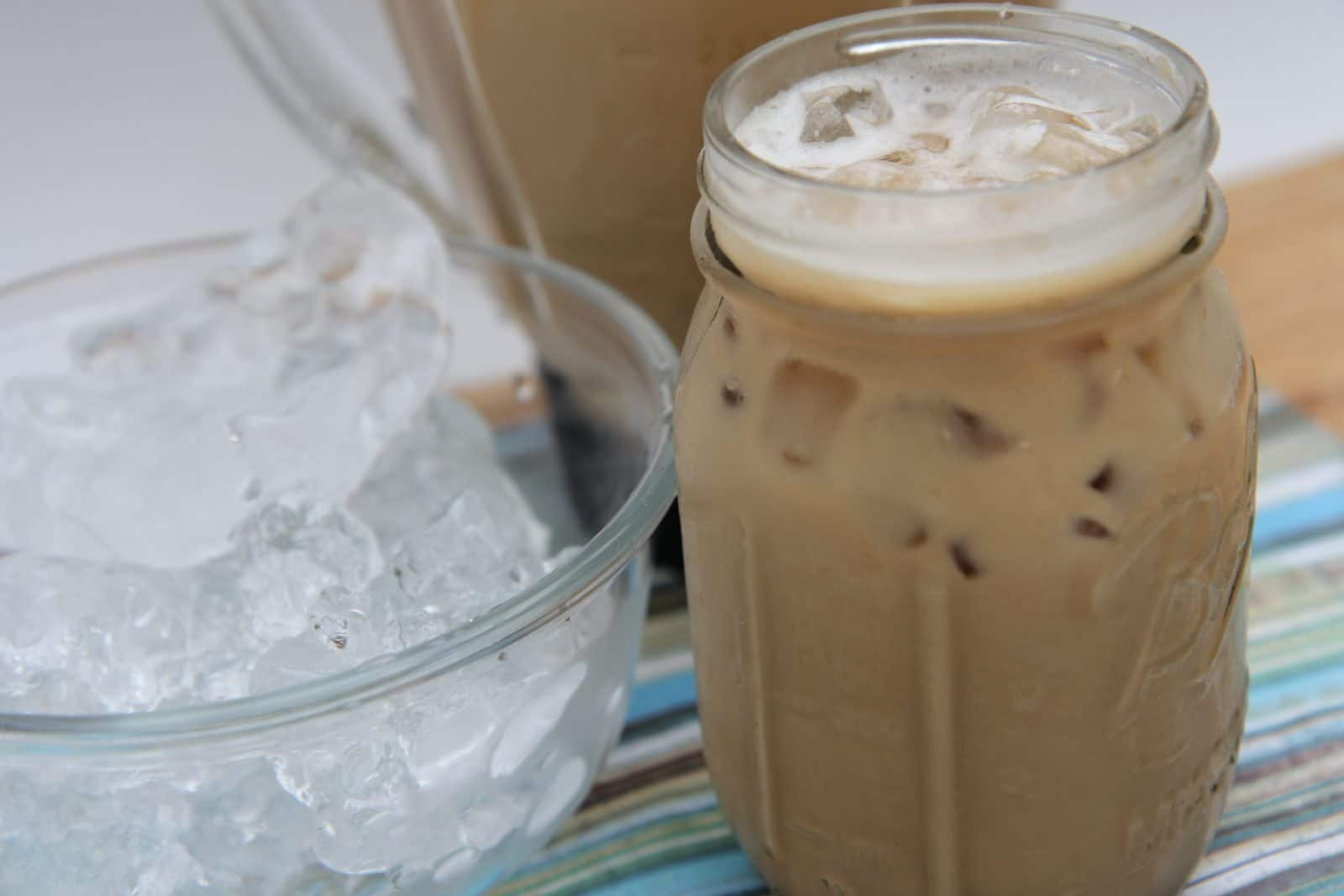 The Easiest Homemade Frappuccino Ever