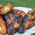 grilled honey teriyaki bbq chicken recipe