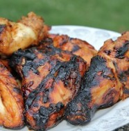 grilled honey teriyaki bbq chicken recipe