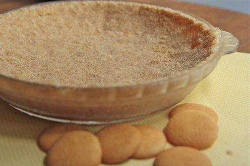 no bake cookie pie crust recipe