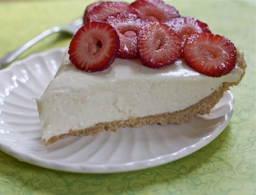 Easy No Bake Cheesecake Recipe Family Favorite