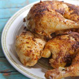 Lemon Hot Salt Chicken Recipe SPicy roasted chicken