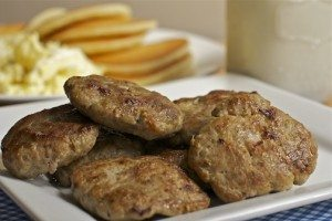 Turkey Breakfast Sausage Patties