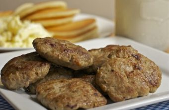 turkey breakfast sausage patties recipe