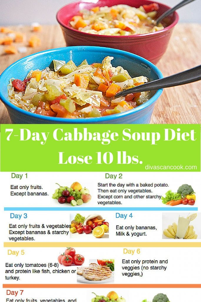 Original Cabbage Soup Recipe (for Cabbage Soup Diet ...