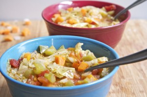 7-Day Diet Weight Loss Cabbage Soup