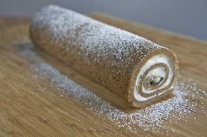 sweet potato cake roll recipe