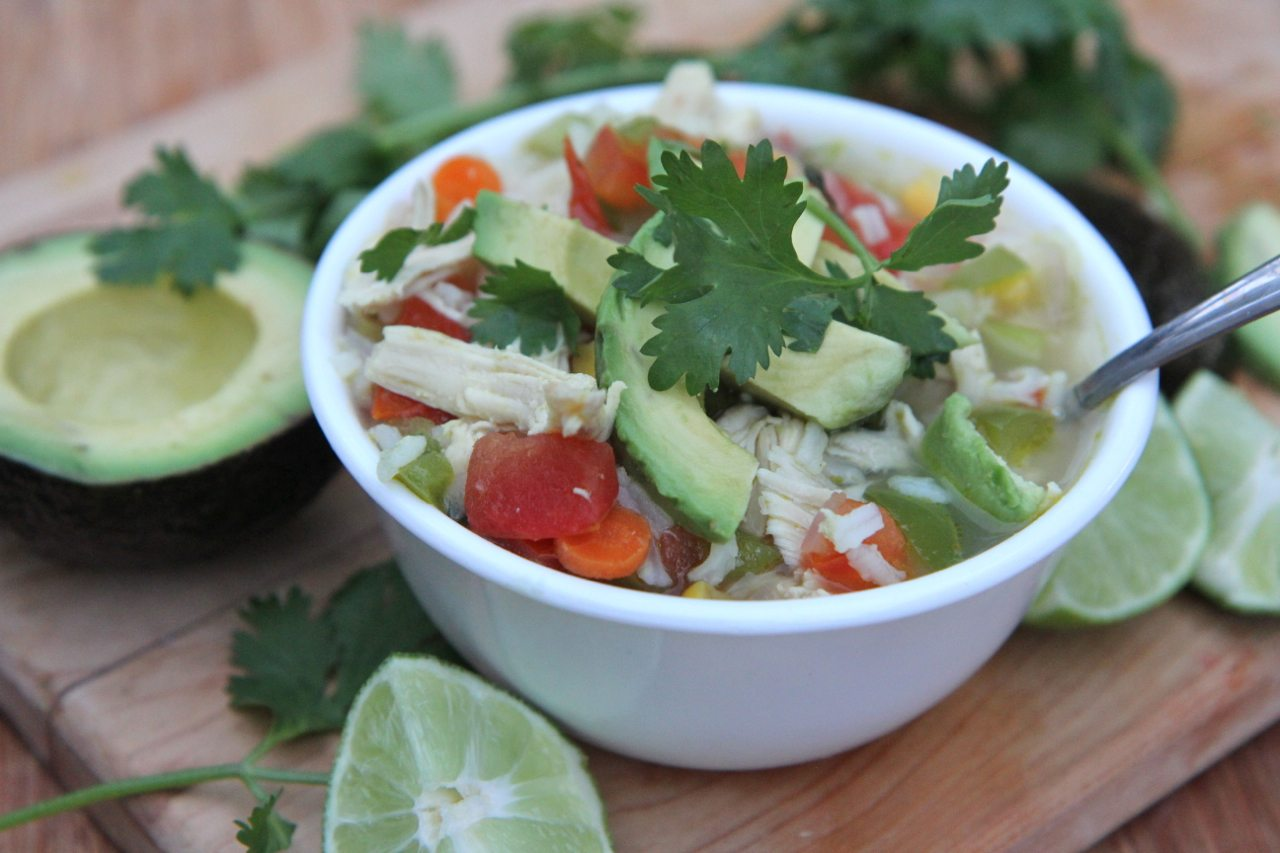Authentic Mexican Chicken Soup Recipe Divas Can Cook
