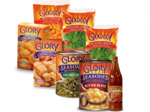 I'm a Glory Girl!