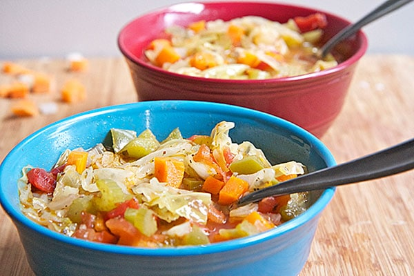 whats in cabbage soup diet