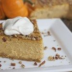 Easy Pumpkin Pie Cheesecake Recipe