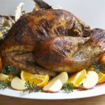 Easy Juicy whole roasted turkey recipe
