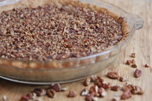 homemade easy chocolate pecan pie recipe