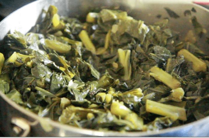 Vegan Southern Collard Greens Recipe | Divas Can Cook