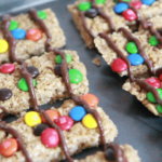 homemade granola bars recipe easy peanut butter