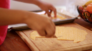 Homemade Cheese Crackers Recipe Cheez-Its Easy