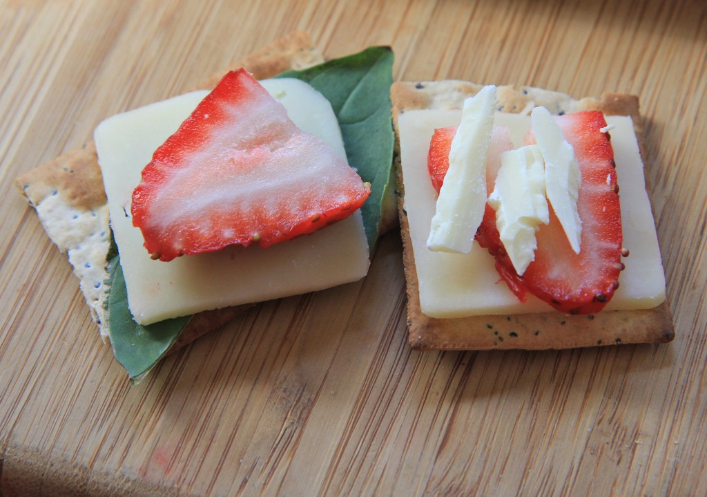 cracker barrel cheese pairing