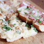 Homemade French Bread Pizza Recipe