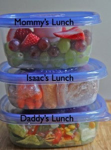 Glad food  storage containers