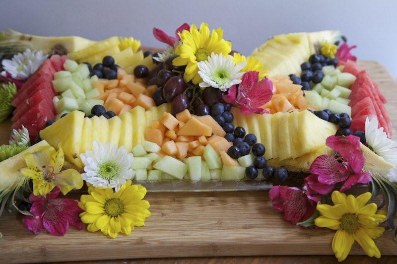 How to make a fruit tray fruit platter ideas photos