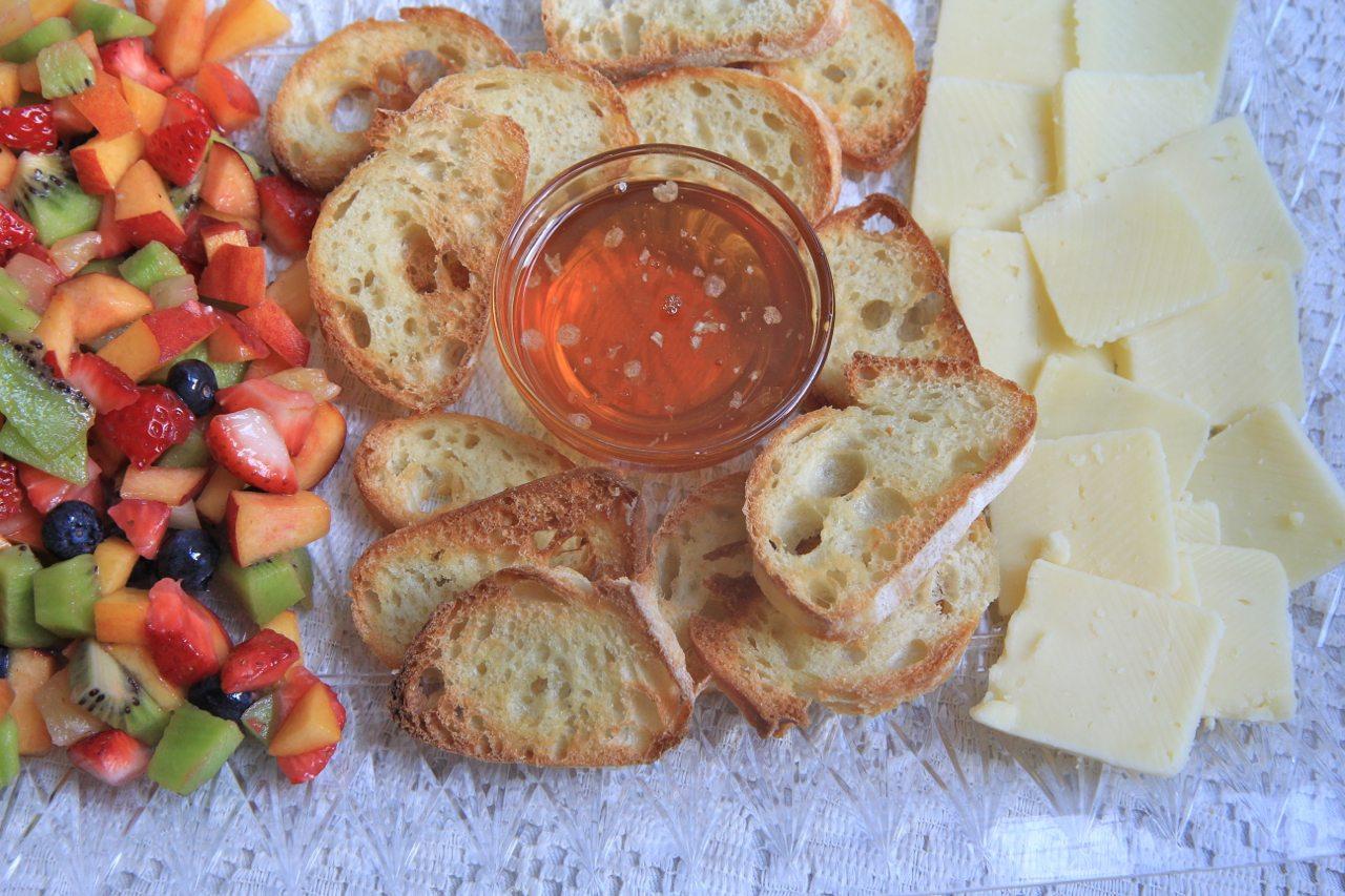Spring Cheese Pairing Tray Cracker Barrel