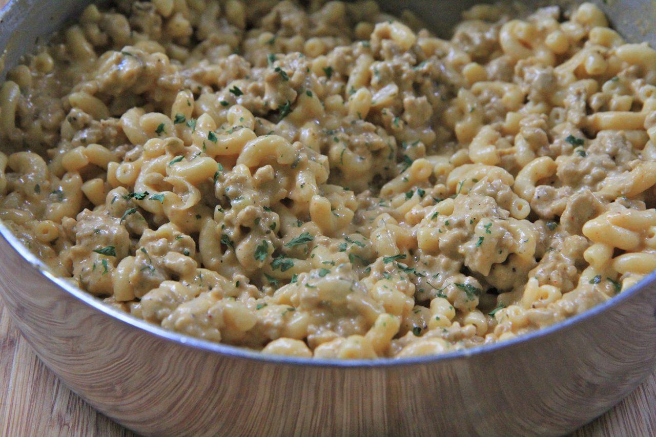 homemade hamburger helper recipe cheeseburger macaroni recipe