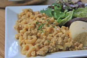 Homemade Hamburger Helper- Cheeseburger Macaroni