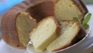Heavenly Whipping Cream Pound Cake