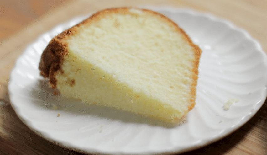 Light Lemon Sponge Cake Recipes: Moist Whipping Cream Pound Cake Recipe