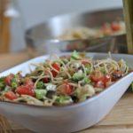 Skinny girl pasta recipe