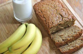 Moist Banana Bread…My New Fav!