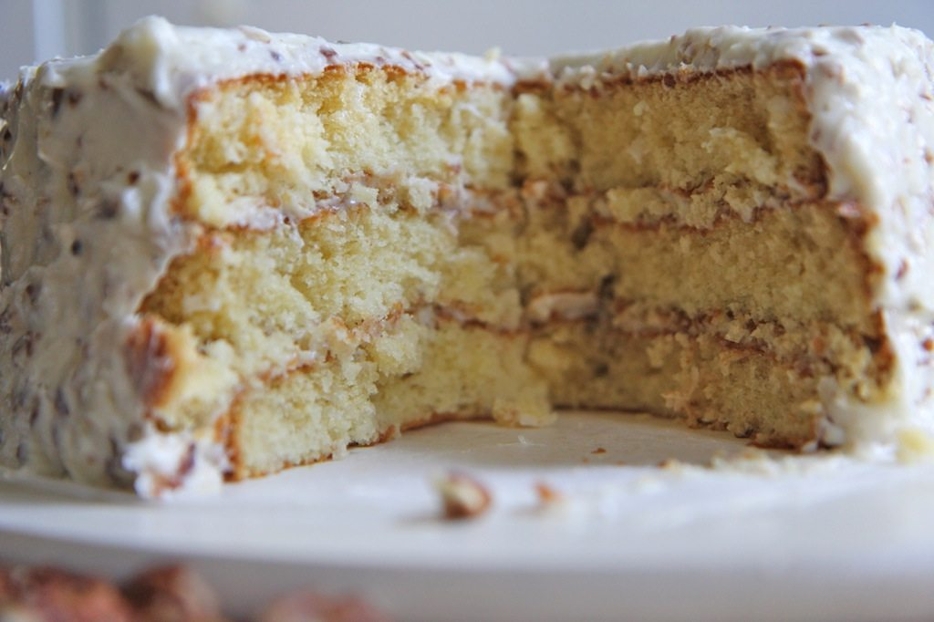 Italiancreamcake. Italian Cream Cake ...