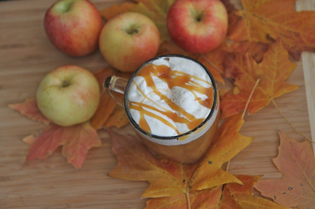 caramel apple spice starbucks