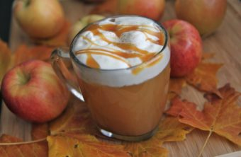 Caramel Apple Spice…Better Than Starbucks