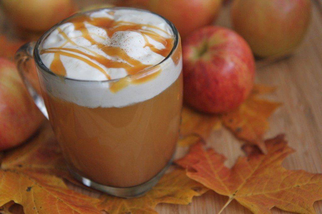 caramel apple spice drink recipe  starbucks