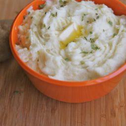 cream cheese mash potatoes recipe