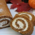 Easy Pumpkin Cake Rolls (Moist & fluffy)