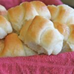 sweet dinner rolls recipe without bread machine