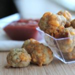 Sausage Cheese Balls (without bisquick)