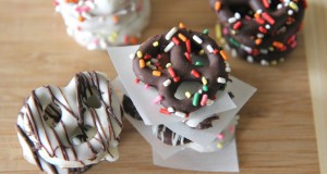 How To Make Homemade Chocolate Covered Pretzels