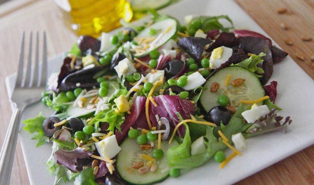 good green salad
