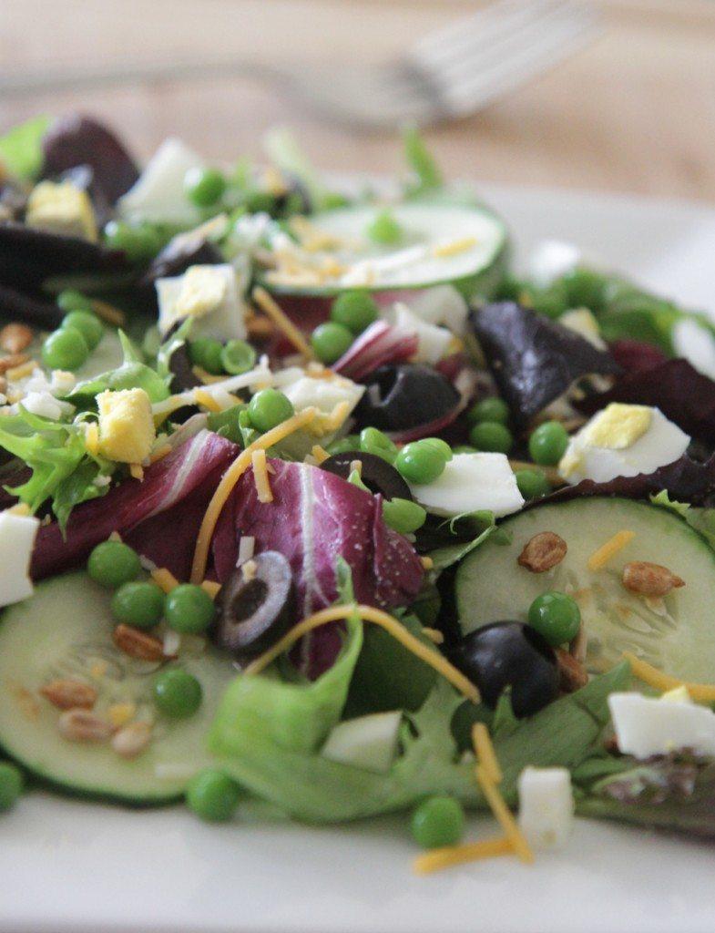green salad 7