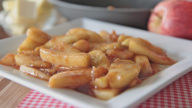 southern fried apples recipe 10