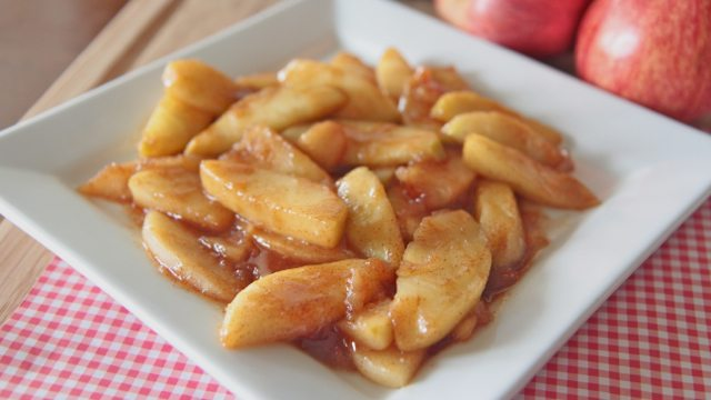 southern fried apples recipe 3