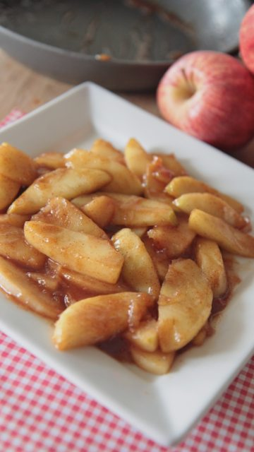 southern fried apples recipe 9