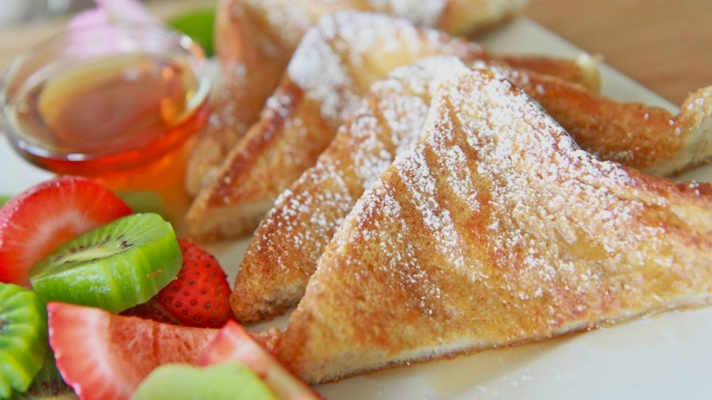 Easy Cinnamon French Toast