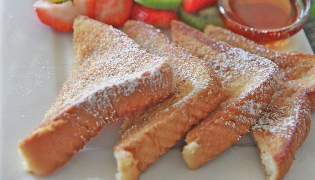 How to make french toast cinnamon sugar